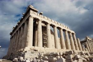A Democracia nasceu na Grécia