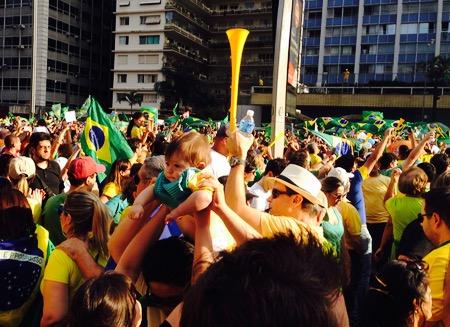 Avenida Paulista - São Paulo - 2015